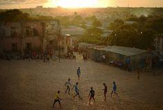 life in Mogadishu Somalia