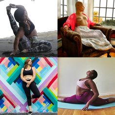 These Women Defy the Stereotype That Yogis Only Come in One Shape and Size | Women's Health
