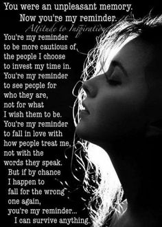 Healing from Narcissist Abuse - If you're in a relationship full of ups & downs and you're constantly trying to prove your love and get back what you had in the beginning - look up Narcissism. Great Quotes, Quotes To Live By, Me Quotes, Inspirational Quotes, Motivational, Trauma, Ptsd, Narcissistic Abuse, Emotional Abuse