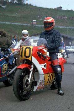 ron haslam nr500 - Google Search