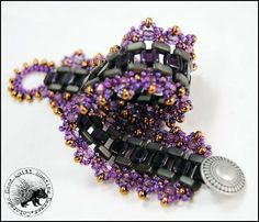 Free Beading Tutorial Steps In Time