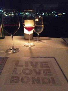 Icebergs - Bondi Beach - Live Love Bondi - cool Sydney restaurants #EasyPin