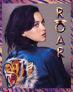 Katy Perry - Roar - Official Mini Poster. Official Merchandise. FREE SHIPPING