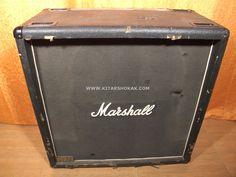 MARSHALL JCM800 1960B 4x12 VINTAGE 1981 (CELESTION G12-65) VENTA-CAMBIO / SALGAI-ALDATZEKO / SALE-TRADE! 525€!! http://www.kitarshokak.com/listado.php?lang=es&id=1430&seccion=3 @celestionuk @marshallamps