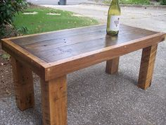 reclaimed pine furniture made from shipping pallets