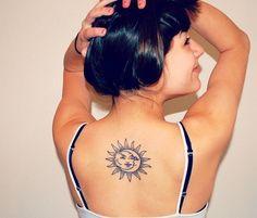 25 Amazing Sun Tattoos (9)
