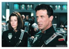 Demolition Man - Publicity still of Sandra Bullock & Sylvester Stallone. The image measures 1251 * 885 pixels and was added on 23 March Stallone Rocky, Demolition Man, Dolph Lundgren, Sci Fi Comics, Cinema Film, Rocky Balboa, The Expendables, Jason Statham, Sylvester Stallone