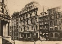 The New York Stock Exchange, 1885