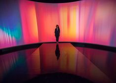 Scent-infused mirror maze by Es Devlin fills south London warehouse Stage Design, Set Design, Es Devlin, Mirror Maze, Projection Mapping, Interactive Art, Stage Set, Light Installation, Art Installations