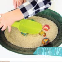 Five Activities for Your 15 Month Old {Sensory Activities}