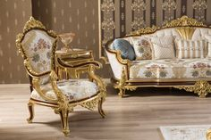 Wingback Chair, Armchair, Luxury Home Furniture, Luxury Sofa, Victorian Fashion, Luxury Homes, Accent Chairs, Home Decor, Style