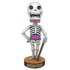 Skeleton Bobble Head