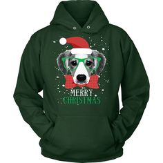 We wish you a merry Christmas. Great design for you and your family. If you are a proud pet owner & love dogs then Merry Christmas Dog tee or hoodie is for you! Check more Men Women Dog inspired t-shi