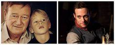 Brendan Wayne; yes, John's Grandson!