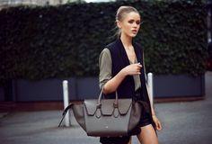 Sleeveless blazer / Colete de alfaiataria: http://revistaviver.com.br/moda/e-tendencia-colete-de-alfaiataria/