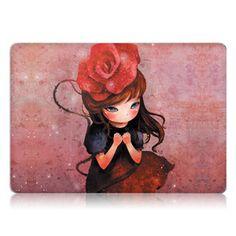 """애플 맥북에어 11인치 APPLE MACBOOK AIR 11"""" [모델명:MC505LL/A] - 장미소녀"""