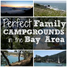 How do you pick family campgrounds in the Bay Area? Check out this list of the best places to camp with your kids & start planning your outdoor adventure.