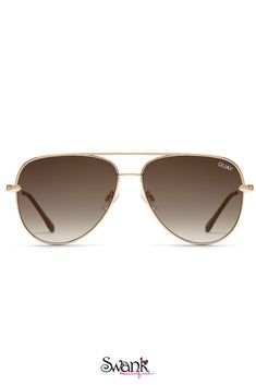 e2cbe6c89b25 Looking for the new sunglasses  These trendy aviator sunglasses are  inspired by the desert landscape