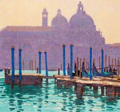 Hazy Afternoon, Venice - George Devlin