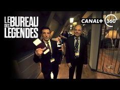 LE BUREAU DES LEGENDES - Dernière mission avant départ - VR 360° CANAL+ - YouTube