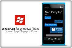 WhatsApp for Windows Phone 2.11.634.0 - Free App Store