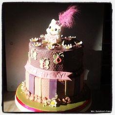 Cabaret HK  Cake by MrsSunshinesCakes