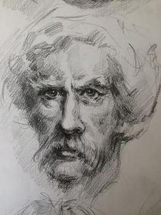 Portrait #desen