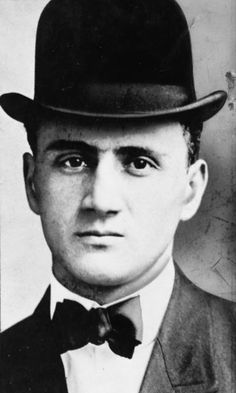 """Zelig Harry """"Big Jack Zelig"""" Lefkowitz - Jewish-American gangster in NYC and one of the last leaders of the Monk Eastman Gang"""