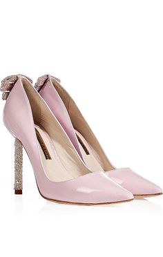 We love these #pretty Sophia Webster Kate pumps