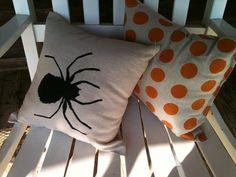 The Polka Pillow by IzzyJs on Etsy, $7.00