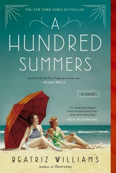 SincerelyStacie.com - A HUNDRED SUMMERS giveaway through 4/10/14 - A favorite read from 2013 now in paperback.