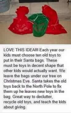 Perfect way to give back at Christmas!