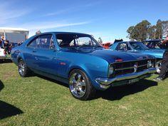 Oz car show