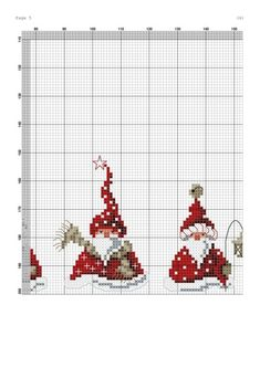 ru / Фото - ***** - celita by katharine Cross Stitch Christmas Ornaments, Xmas Cross Stitch, Christmas Embroidery, Christmas Cross, Cross Stitch Charts, Cross Stitch Designs, Cross Stitching, Cross Stitch Embroidery, Embroidery Patterns