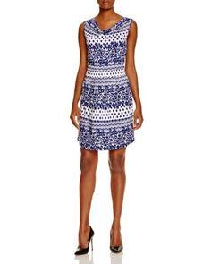 Design History Printed Dress | Bloomingdale's