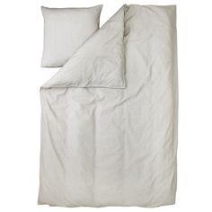 Plus duvet cover and pillow case by Normann Copenhagen.