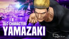 The King of Fighters XIV RYUJI YAMAZAKI Gameplay DLC Trailer   PS4 1080p... https://youtu.be/qoS0mjDhja8