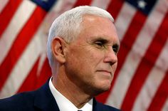 """Mike Pence Says He Wasn't Offended By The """"Hamilton"""" cast.  Vice President Pence you are a man with class and I admire you!"""