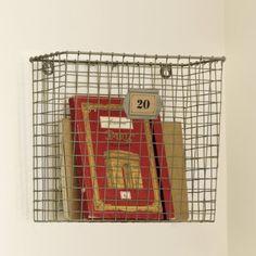 Hanging Wall Basket ($35)