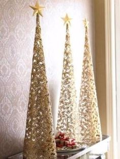 38 #DIY Christmas #Trees  of All #Sorts Crafty #Girls Will #Adore ...