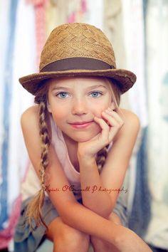 The Orphans. Ava Harrington, 10 year old twin to Avery.