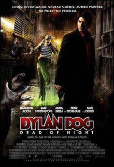 El Oscuro Rincón del Terror: DYLAN DOG: LOS MUERTOS DE LA NOCHE / DYLAN DOG: DE...