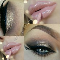 Makeup Ideas | Quinceanera Makeup | Quinceanera Ideas |
