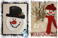 naši sněhuláci (2015) - papírový talíř a polštář (paper plate and pillow) Christmas Stockings, Christmas Ornaments, Snowmen, Holiday Decor, Home Decor, Xmas Ornaments, Decoration Home, Snowman, Christmas Jewelry
