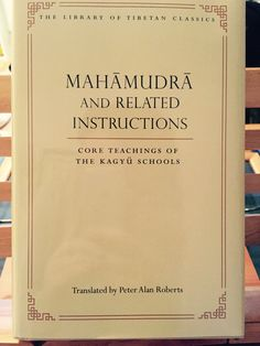 My next big reading and study project: Mahamudra and Related Instructions: Core Teachings of the Kagyu. Very thrilling as it also includes the Mahamudra text of Lama Shang. Will take some time to study and read this book, but really looking forward…  More about this book: http://www.amazon.de/gp/product/B00578349O/ref=as_li_tl?ie=UTF8&camp=1638&creative=6742&creativeASIN=B00578349O&linkCode=as2&tag=hengfash-21&linkId=IVEMP3VLFTIXWE7Q