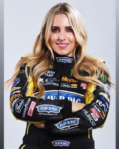 brittany force partners monster energy racingjunk news