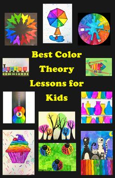 Best Color Theory Lessons for Kids
