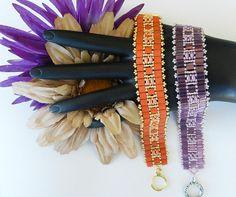 Tila Beading Pattern Tutorial Bracelet  TILALICIOUS