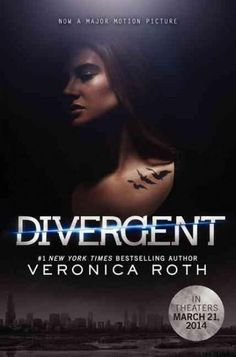 This special edition of the first book in Veronica Roth's #1 New York Times bestselling Divergent trilogy features cover artwork from the major motion picture starring Shailene Woodley, Theo James, an