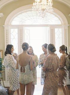 A Secret Garden-Inspired Wedding